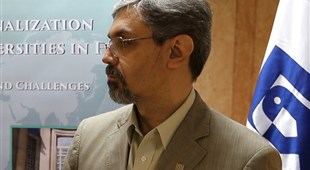 TUMS Chancellor, Dr. Jafarian, Opines on the Internationalization of Higher Education in Iran